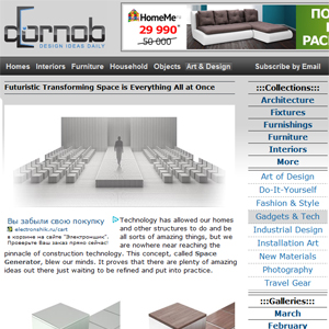 dornob.com about malitskie and architime design group