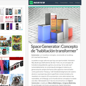 neoteo.com about malitskie and architime design group
