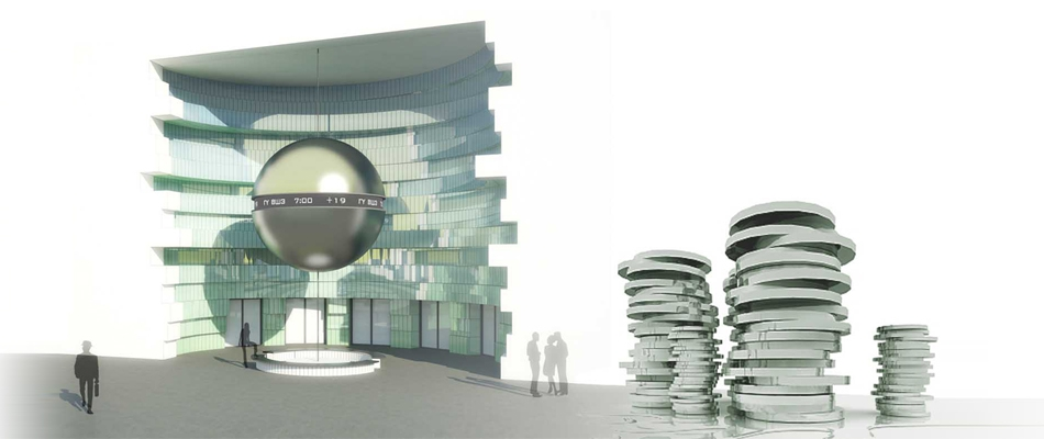 Сonceptual design for HSE Campus